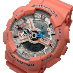 豪華で新しい カシオ Gショック CASIO Gショック G-SHOCK クオーツ メンズ クオーツ 腕時計 時計 G-SHOCK GA-110DN-4A ピンク【ラッピング無料】, クメグン:ad39d090 --- 5613dcaibao.eu.org