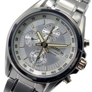 新発売の セイコー SEIKO 時計 クロノ SNDC95P1 クオーツ メンズ 腕時計 時計 SEIKO SNDC95P1 シルバー【ラッピング無料】, KR:a452e8ae --- pyme.pe