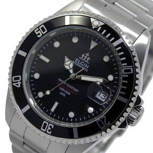 【第1位獲得!】 エルジン ELGIN 自動巻き メンズ 腕時計 腕時計 時計 FK1405S-B エルジン ブラック【ラッピング無料 FK1405S-B】, ヤクノチョウ:24c695ba --- frmksale.biz
