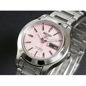 独特な セイコー 5 SEIKO ファイブ 腕時計 5 時計 腕時計 時計 自動巻き レディース SYMD91K1, MANCAVE 【マンケイブ】:808a732b --- ascensoresdelsur.com