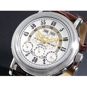【初売り】 ガルーチ 自動巻き 腕時計 GALLUCCI GALLUCCI 腕時計 自動巻き WT21822-WH, ORANGE-WEB:2e80234e --- aaceara.org.br
