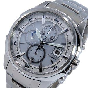 (訳ありセール 格安) シチズン CITIZEN シチズン クオーツ 時計 CITIZEN クロノ メンズ 腕時計 時計 CA0370-54A ホワイト【ラッピング無料】, シューズメガアイビー:f40cff09 --- pyme.pe