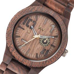 贅沢屋の ウィーウッド WEWOOD 木製 メンズ 腕時計 時計 OBLIVIO-CHOCO 時計 チョコ ウィーウッド 国内正規 メンズ【ラッピング無料】, 杵島郡:54af316d --- akadmusic.ir