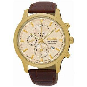 【国内配送】 セイコー SEIKO クロノ クオーツ メンズ メンズ 腕時計 時計 SEIKO クオーツ SNDG70P1 ゴールド【ラッピング無料】, トママエグン:e0aa4162 --- pyme.pe
