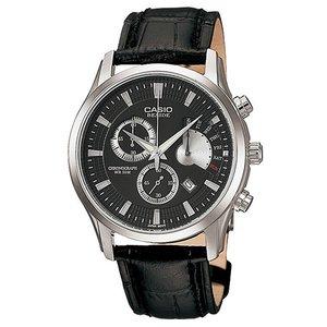 最高の品質の カシオ ビサイド BEM-501L-1A BESIDE クオーツ 時計 メンズ 腕時計 時計 BEM-501L-1A ブラック BESIDE【ラッピング無料】, Huit Colline(ユイットコリーヌ):917297cf --- extremeti.com