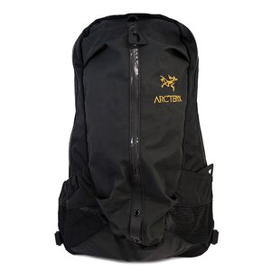 【GINGER掲載商品】 アークテリクス ARC'TERYX リュック ARRO22 BLACK メンズ 6029-BK ブラック, カワサキマチ 8b0afa2f
