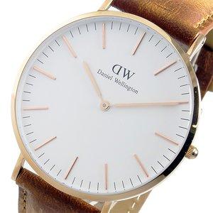 【予約中!】 ダニエル ウェリントン クラシック ダラム/ローズ 40mm 腕時計 時計 DW00100109, シオタチョウ 54c45bf9