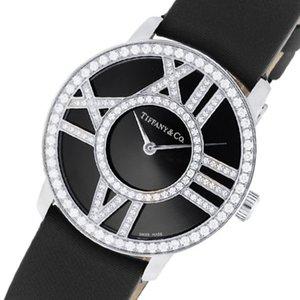 数量限定セール  ティファニー クオーツ アトラス クオーツ レディース 腕時計 ティファニー Z19011040E10A-40B 腕時計 ブラック【送料無料】【送料無料】【ラッピング無料】, アシストパス:b155386f --- iplounge.minibird.jp