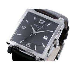 【再入荷!】 HAMILTON ハミルトン ジャズマスタースクエア 腕時計 時計 自動巻き H32415535【送料無料】, アキタOUTLET 3eee009e