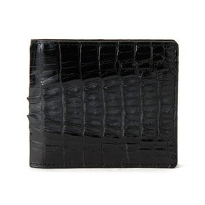 【人気商品】 ロダニア RODANIA クロコ メンズ 二つ折り 短財布 CJN0214BKSP ブラックツートン, WORKAHOLIC store d0c239e4