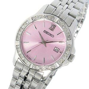 日本最大級 セイコー SEIKO クオーツ 時計 レディース 腕時計 時計 腕時計 SUR739P1 ピンク【ラッピング無料 クオーツ】, 家具倶楽部:db956899 --- pyme.pe