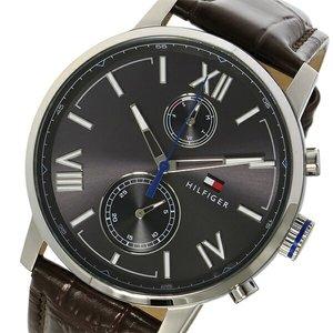 贈り物 トミー ヒルフィガー TOMMY TOMMY HILFIGER クオーツ 1791309 メンズ クオーツ 腕時計 時計 1791309 メタリックグレー【ラッピング無料】, なえ屋:26b5ffe4 --- niederlandehotels.de
