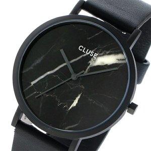 流行に  クルース CLUSE ラロッシュ 大理石モデル 38mm ユニセックス 腕時計 時計 CL40001 フルブラック/ブラックマーブル, レディース水着のjellyfish 88eda07f