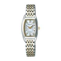 5d64250a48 セイコー SEIKO ドルチェ&エクセリーヌ ソーラー レディース 腕時計 SWCQ089 国内正.
