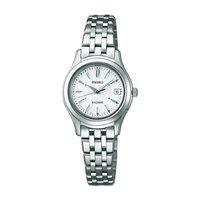 409c4a2a48 セイコー SEIKO ドルチェ&エクセリーヌ ソーラー 電波 レディース 腕時計 SWCW023 国.