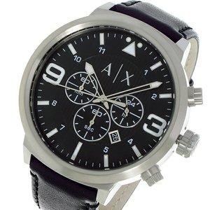 数量は多い  アルマーニエクスチェンジ 時計 ARMANI EXCHANGE クロノ クオーツ クロノ メンズ 腕時計 時計 AX1371 メンズ ブラック【ラッピング無料】, 靴のセレクトショップ Lab:dc2671f7 --- ancestralgrill.eu.org