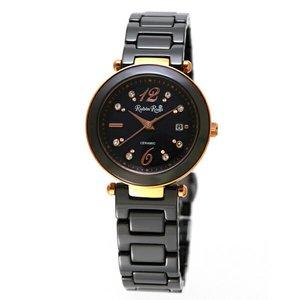 新品本物 ルビン ローザ Rubin Rosa クォーツ式 腕時計 ソーラー ローザ セラミック クォーツ式 レディース 腕時計 時計 R307PBK【ラッピング無料】, 時計専門店 ラグゼ:14844e1e --- carschmiede.de