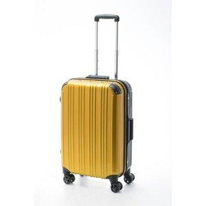 ファッションデザイナー アクタス ACTUS ツートン フレームハードM 旅行 旅行 トラベル スーツケース ツートン 74-20257 アクタス イエロー, CouPole:9d63f46e --- cartblinds.com