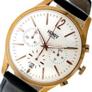 【初売り】 ヘンリーロンドン HENRY LONDON クオーツ ユニセックス LONDON 腕時計 腕時計 時計 HENRY HL39-CS-0036 ホワイト【ラッピング無料】, 工作素材の専門店!FRP素材屋さん:71e1ecf3 --- wilmarambow.de