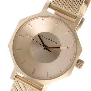 【訳あり】 クラス14 KLASSE14 クオーツ レディース 腕時計 時計 OK17RG002S ピンクゴールド, NHKスクエア キャラクター館 08417a32