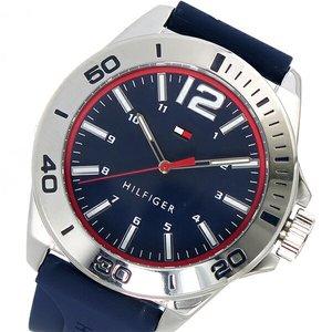 無料発送 トミー ヒルフィガー TOMMY HILFIGER クオーツ メンズ 腕時計 時計 1791261 ネイビー, ロデオドライブ ec72a769