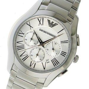 人気ブランドを エンポリオ エンポリオ アルマーニ クオーツ EMPORIO 時計 ARMANI クオーツ メンズ 腕時計 時計 AR11081 シルバー【ラッピング無料】, クニガミソン:3fe14600 --- pyme.pe