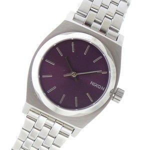 無料配達 ニクソン NIXON SMALLTIMETELLER クオーツ レディース 腕時計 時計 時計 A399-2157 パープル SMALLTIMETELLER 腕時計【ラッピング無料】, 豊能郡:1cf82af3 --- 5613dcaibao.eu.org