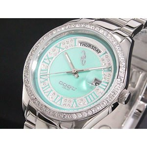 驚きの安さ COGU コグ 腕時計 限定モデル デイデイト MRL-GR【送料無料】, ジュエリーSAYAKA 293d5785