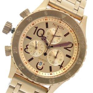 美しい ニクソン NIXON 38-20 クロノグラフ クオーツ ユニセックス 腕時計 時計 A404-1044 ローズゴールド/ローズゴールド, 要点濃縮リスニング 951cd95c