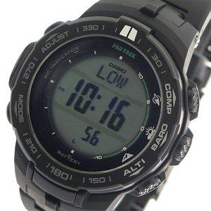 割引価格 カシオ CASIO プロトレック PROTREK クオーツ メンズ 腕時計 時計 PRW-3100FC-1 ブラック/ブラック, 尼崎市 abfbf092