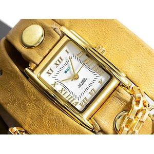 【限定特価】 LA MER ラメール コレクション 腕時計 Chain Charm Wraps LMSCW1023【送料無料】, 日本橋箱崎町レストラン直送グルメ 93c2364e