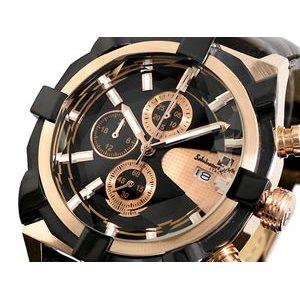 【公式】 サルバトーレマーラ 時計 腕時計 腕時計 時計 クロノグラフ クロノグラフ SM10105-PGBR, フナバシシ:a94708e1 --- computerhelp.ie