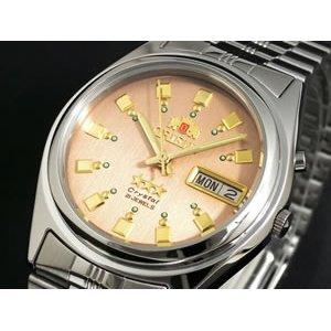★お求めやすく価格改定★ オリエント ORIENT 腕時計 時計 スリースター メンズ URL006EM, FDC 65abebed