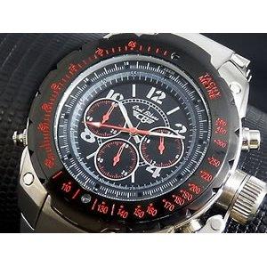 【T-ポイント5倍】 クールバイカーズ クロノグラフ 腕時計 腕時計 CBW-10000-SSBK【送料無料 クロノグラフ】, 八東町:8c5a36db --- abizad.eu.org