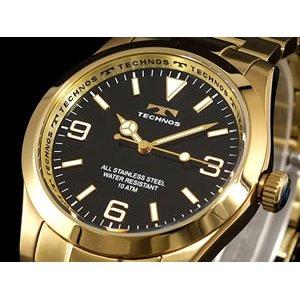 【激安アウトレット!】 テクノス TECHNOS テクノス 腕時計 メンズ TECHNOS T2135GB メンズ【送料無料】, 【問屋直営】シューズブリッジ:f67395b9 --- ancestralgrill.eu.org