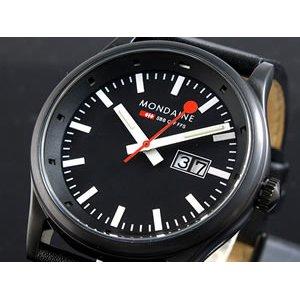 激安店舗 モンディーン MONDAINE 腕時計 腕時計 メンズ MONDAINE メンズ A669.30308.64SBB, オノガミムラ:425fc360 --- akadmusic.ir