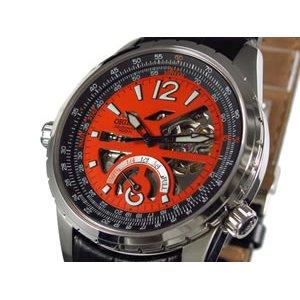 【ふるさと割】 オリエント ORIENT 腕時計 パワーリザーブ CFT00002M0, 健康と快適生活 d09e03e4