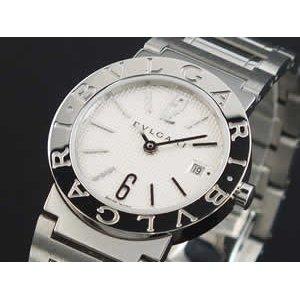 愛用 BVLGARI ブルガリ 腕時計 ブルガリブルガリ BB26WSSD, 乗馬用品プラス ae50386c