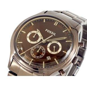 豪華で新しい フォッシル FOSSIL クロノグラフ 腕時計 レディース FS4670, キヤマチョウ 13cf608d