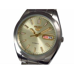 大きな取引 セイコー5 SEIKO ファイブ 腕時計 時計 自動巻き メンズ SNX995K, ユナイテッドオーク f0cfa83e