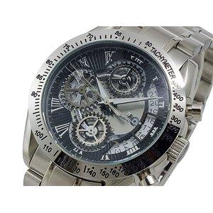 人気激安 サルバトーレマーラ クオーツ メンズ クロノ 腕時計 時計 SM13108-SSBK【送料無料】, HONEY ME EYES 04293ea1