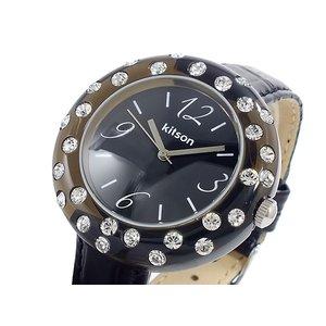 宅配便配送 キットソン KITSON レディース レディース 腕時計 時計 KITSON KW0260 KW0260 ブラック, セレクトショップAny:c9a557f1 --- wilmarambow.de