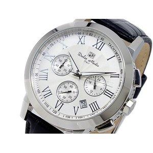人気特価 ドルチェ メディオ DOLCE 腕時計 DOLCE MEDIO クオーツ メンズ ドルチェ クロノ 腕時計 時計 DM13208-SSWH【ラッピング無料】, きりやさん:0ebb8a88 --- ancestralgrill.eu.org