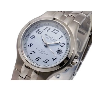 全日本送料無料 ロマンディーノ ROVEN DINO クオーツ レディース ソーラー 腕時計 時計 RD3263-3, コスメショップ ファンドーラ 3416e981
