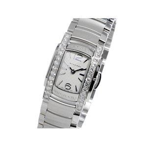 新しいスタイル ブルガリ BVLGARI アショーマD クオーツ レディース 腕時計 AA26C6SDS (き)【送料無料】, アラカワムラ 190ac2a6