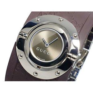 超高品質で人気の グッチ GUCCI クオーツ レディース 腕時計 YA112421【送料無料】, トツカク cbf79e03