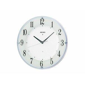 『1年保証』 セイコー SEIKO 電波時計 掛け時計 KX394W【送料無料】, カーパーツ KATSUNOKI国際 0b0e00cb