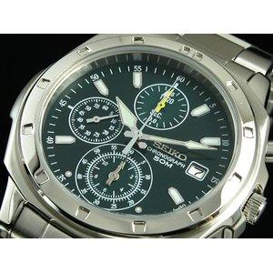 【即出荷】 セイコー SEIKO クオーツ メンズ クロノ 腕時計 時計 SND411P1, DCMオンライン 95f30677