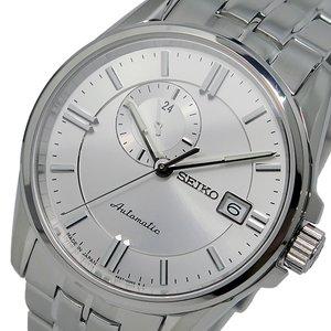 数量限定セール  セイコー SEIKO プレサージュ 自動巻き メンズ 腕時計 時計 時計 SSA127J1 シルバー セイコー プレサージュ【ラッピング無料】, シグニペット:b2f948b6 --- pyme.pe