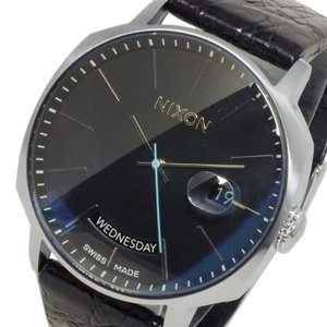 通販 ニクソン A126-000 NIXON REGENT 自動巻き メンズ REGENT 腕時計 ニクソン A126-000 ブラック【送料無料】【送料無料】【ラッピング無料】, ブロードツーステージ:5af40602 --- 888tattoo.eu.org
